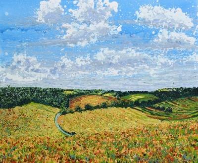 Angelique-Hartigan-Summer-Rolling-Hills-Surrey