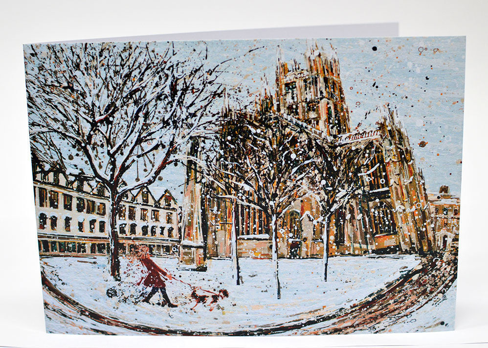 Greetings-Cards-Bath-Abbey-in-the-Snow-Front