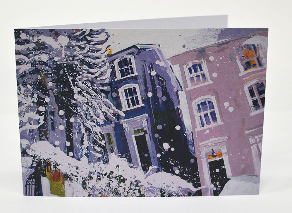 Greetings-Cards-Fox-Hill-in-the-Snow-Front