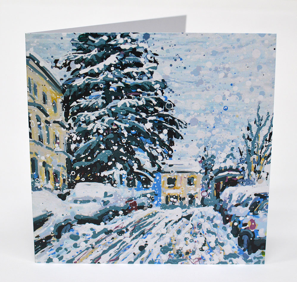 Greetings-Cards-London-in-the-Snow-Front