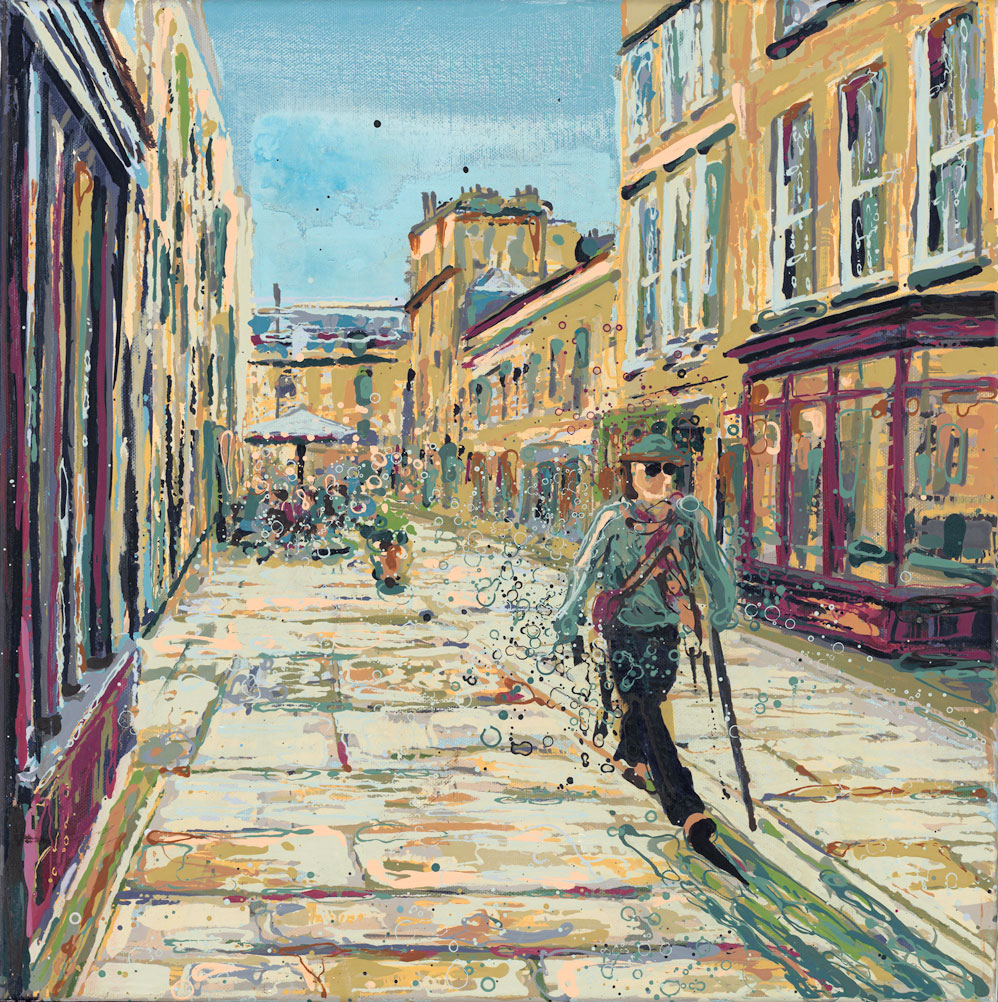 Man About Town, Bath