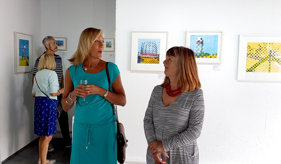 Clare-Johnson-Exhibition-at-HART-and-HAMM-Private-View-14-August-2016-5