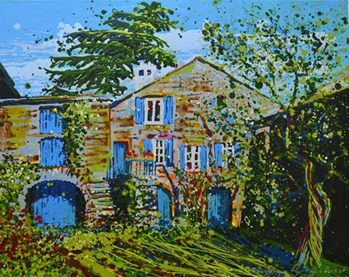 Commission - House in Rural France