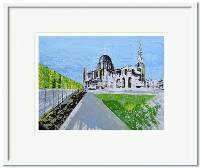 Open Edition – Signed and Numbered Small Collectors Print – St Paul's Cathedral I