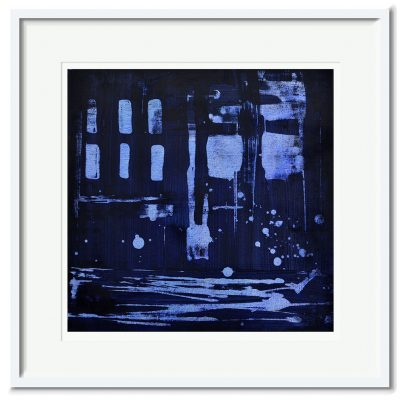 Open Edition – Signed and Numbered Small Collectors Print – The Wharf