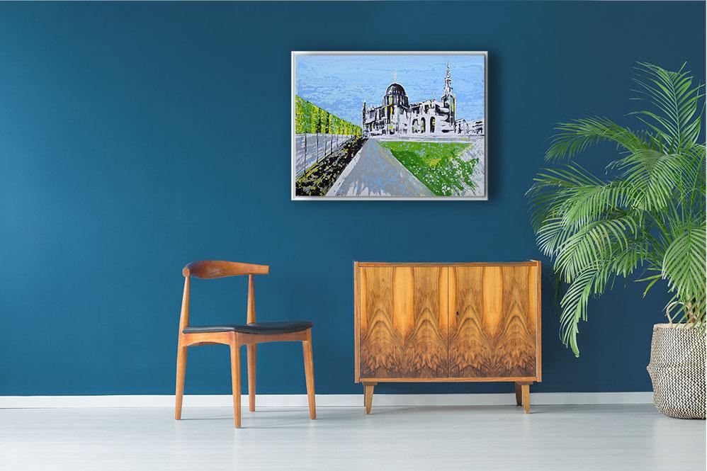 Buy original paintings online direct from artist angelique for Buy original art online